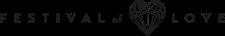 THE FESTIVAL OF LOVE  logo