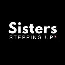 Sisters Stepping Up logo