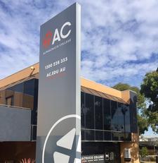 Alphacrucis Melbourne logo