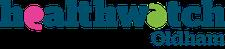 Healthwatch Oldham logo