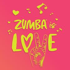 Zumba with T.Michele logo