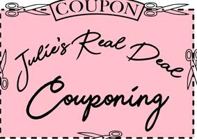 Julie's Real Deal Couponing Class