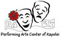 Performing Arts Center of Kapolei logo