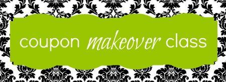 Coupon Makeover Class