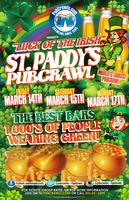 Saint Paddy's Houston Pub Crawl