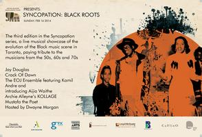 Syncopation:  Black Roots
