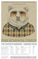 Ryan McMahon Comedy - Ontario Tour (Sudbury)