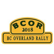 BC Overland Rally logo