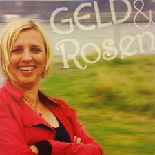 Petra Welz | Geld & Rosen logo