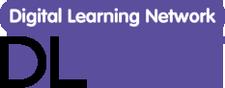 Digital Learning Network DLNET logo