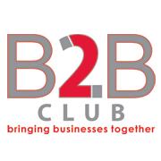 The B2B Club Events logo