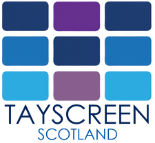 TayScreen - Screen Office for Angus, Dundee, Fife and Perth & Kinross logo
