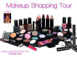 Makeup Shopping Tour