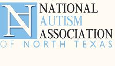 The National Autism Association of North Texas  logo