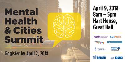 Mental Health & Cities Summit