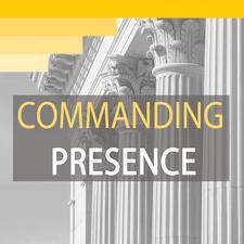 Commanding Presence logo