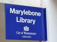 Marylebone Library and Information Service logo