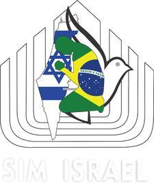 MINISTÉRIO SIM ISRAEL logo