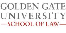 Golden Gate University School of Law logo