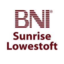BNI Sunrise Lowestoft logo