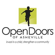 OpenDoors of Asheville logo
