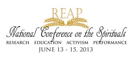 R E A P National Conference - TSP/DU/Iliff Communities