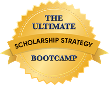 The Ultimate Scholarship Strategy Bootcamp logo