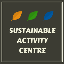 The Sustainable Activity Centre logo