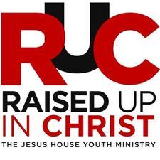 Raised Up In Christ logo