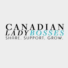 Canadian Lady Bosses of Mississauga logo