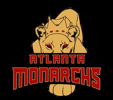 Atlanta Monarchs logo