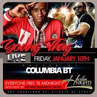 Young Thug Performing Live Friday at Harlem Nights host...