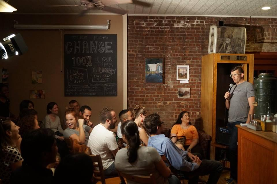 FREE standup comedy in Brooklyn with top comics from NYC!