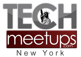 TechMeetups Drinks & Demo Night! New York Jan 2014...