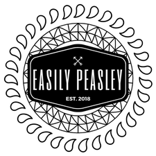 Easily Peasley Productions logo