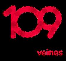 109 l'innovation dans les veines ! logo