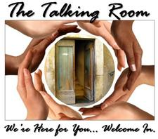THE TALKING ROOM logo