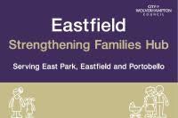 Eastfield Strengthening Families Hub logo