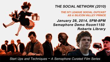 Semaphore Film Series - The Social Network