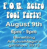 girlShow Preview Pool Party