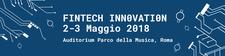 Fintech Innovation by Maker Faire Rome  logo