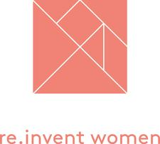 re.invent women logo