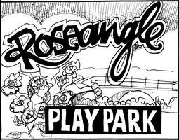 Roseangle play-park fundraising Aristocats film...