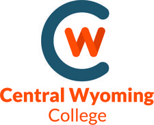 Central Wyoming College Arts Center logo