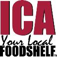 ICA Food Shelf logo