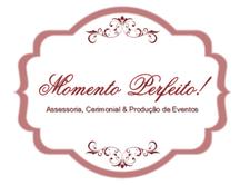 Momento Perfeito Eventos logo