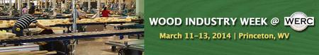 Wood Industry Week @ WERC '14