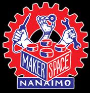 Makerspace Nanaimo  logo
