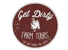 Get Dirty Farm Tours logo