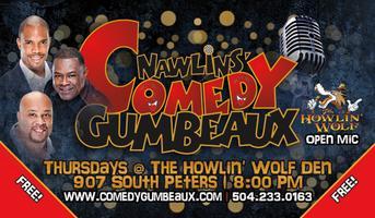 Comedy Gumbeaux Open Mic